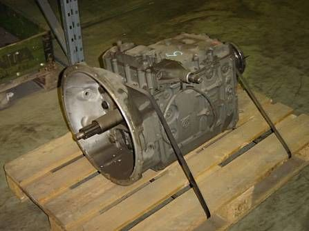 скоростна кутия за камион VOLVO 6S-65
