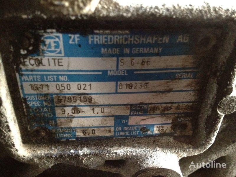 скоростна кутия  ZF ecolite s6-66 за камион VOLVO fl6