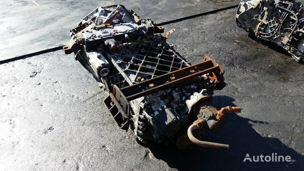 скоростна кутия за камион ZF 16S181