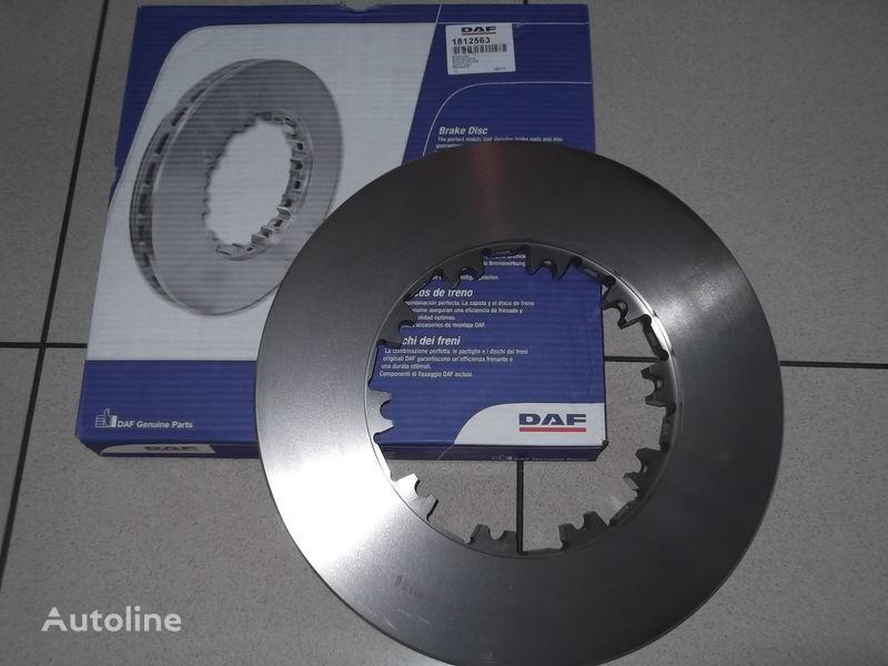 нов спирачен диск  do DAF за камион DAF