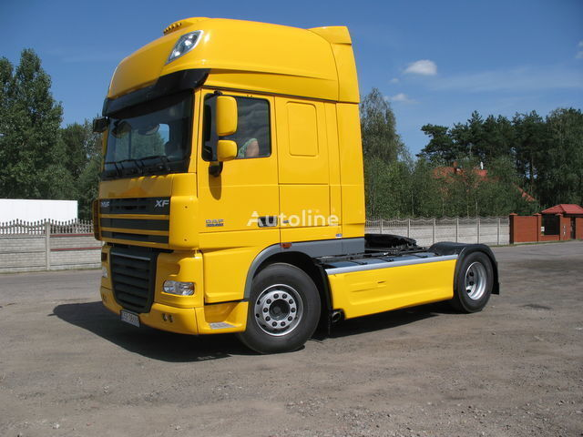 нов спойлер  MULTI-PLAST DAF 105 XF Super Space Cab за влекач DAF 105 XF