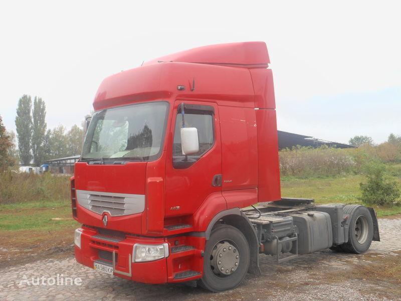 нов спойлер за камион RENAULT Premium