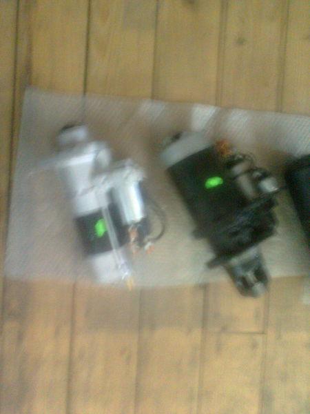 нов стартер  Monark Diesel 0001241021 за влекач MAN TGA TGX