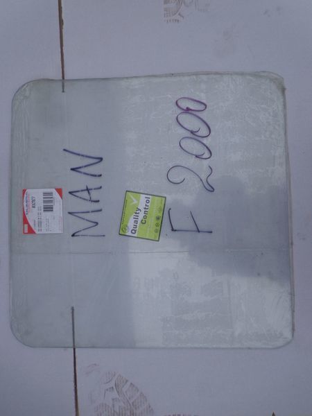 ново стъкло  подъемное за влекач MAN  19, 26, F2000