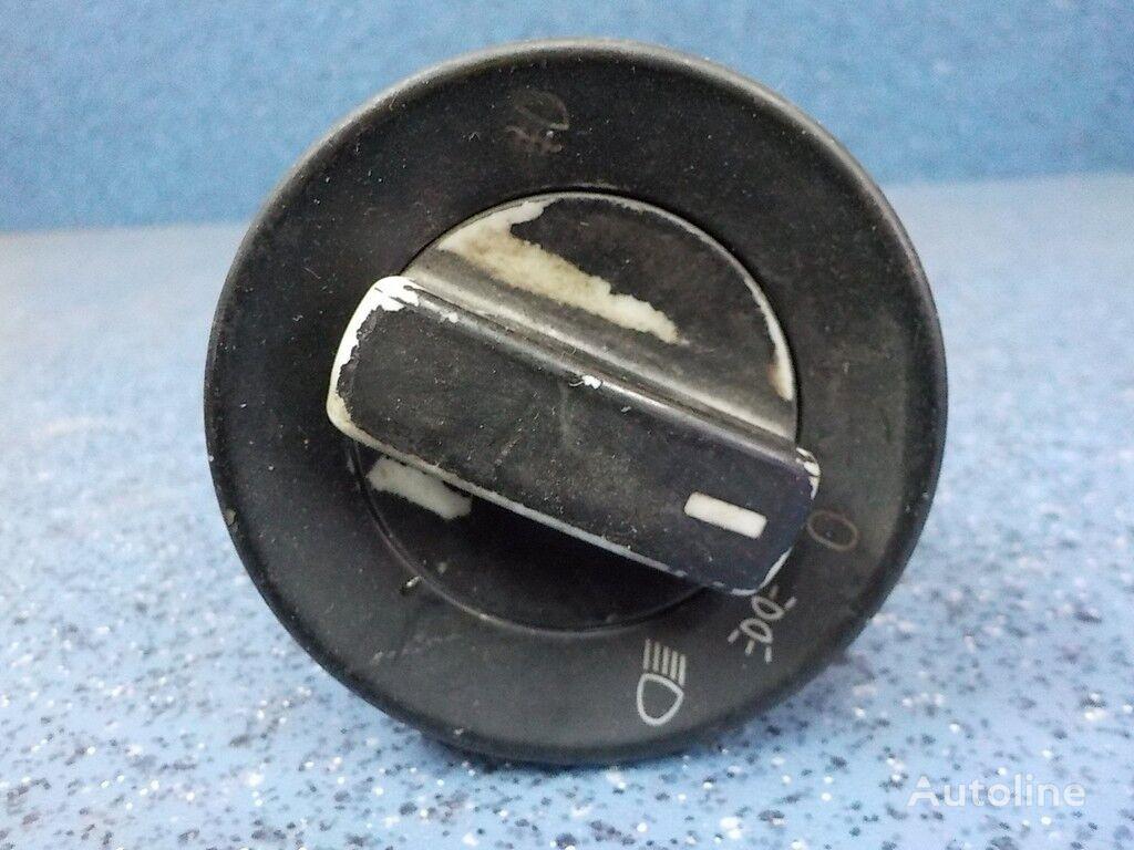 табло с уреди  Выключатель поворотный MAN за камион