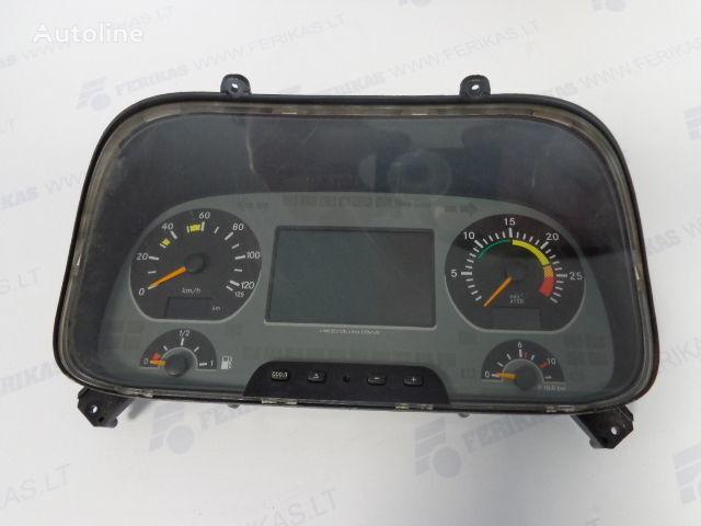 табло с уреди  VDO speedometer dash Mercedes MB 0024460621, 0024461321, 0024461421, 0024469921 за камион MERCEDES-BENZ