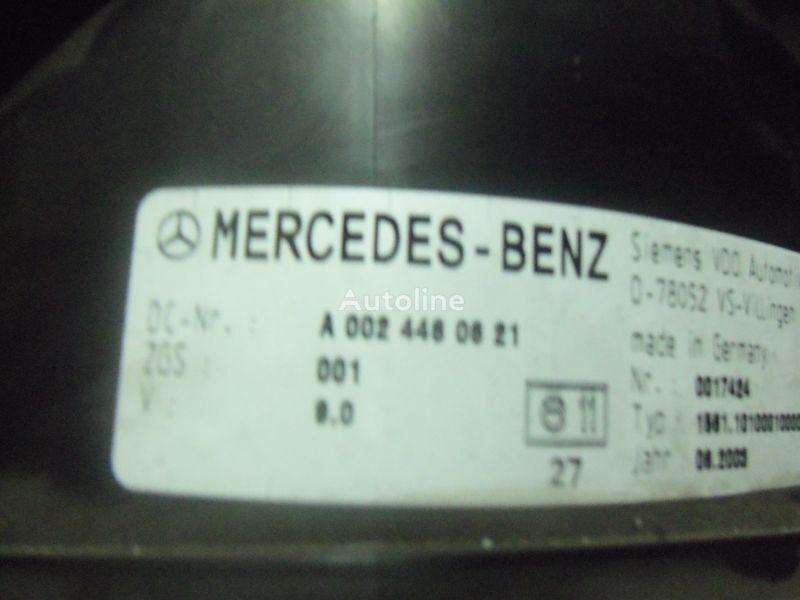 табло с уреди  Mercedes Benz Actros MP2, MP3, MP4, INS electronic instrument panel 0024461321 cluster, 0024464321, 0024467421, 0024469921, 0034460521, 0044460621, 0044461821, 0014467021, 0024460721, 0024461421, 0024464421, 0024467521, 0034460021, 0034460621, 0044461921, за влекач MERCEDES-BENZ Actros