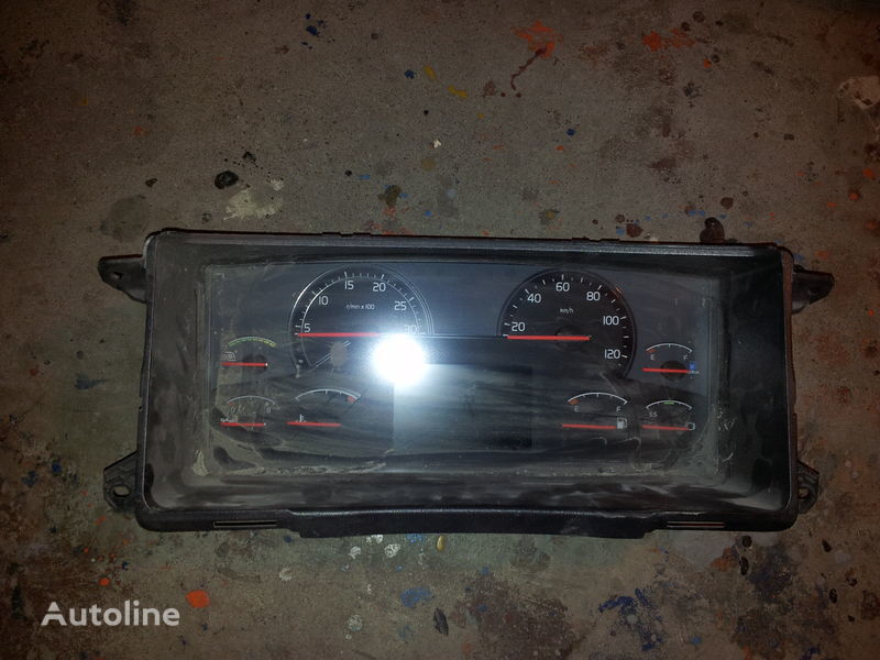 табло с уреди  VOLVO FH12, FH13, combination kit 21842984 cluster, instrument cluster, 21542185, 21542194, 21542195, 21842984, 85135219, 85131298, 21842985, 85135219, 85131298, 21842994, 85135219, 85131298 за влекач VOLVO FH13