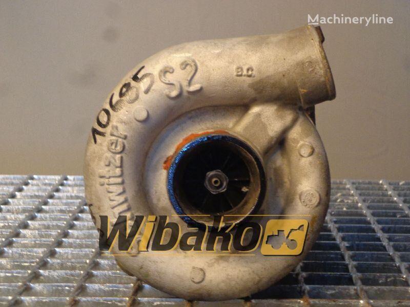 турбокомпресор  Turbocharger Schwitzer 1004 за друга строителна техника 1004