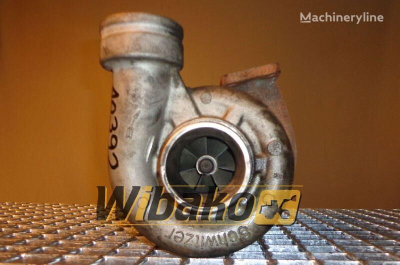 турбокомпресор  Turbocharger Schwitzer BF6M1013 за друга строителна техника BF6M1013