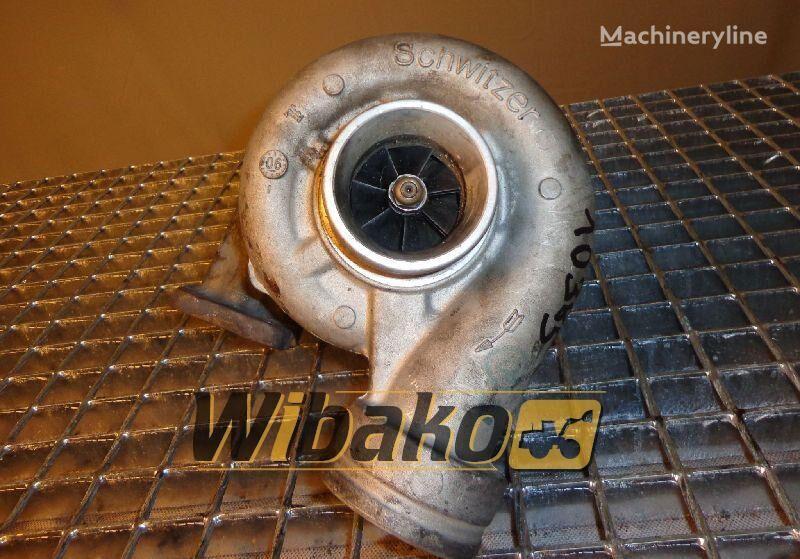 турбокомпресор  Turbocharger Schwitzer S2B148K за багер S2B148K (19F06-0784)