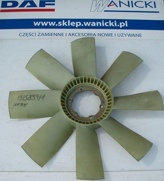 вентилатор за охлаждане  DAF за влекач DAF XF 95, XF 105, CF 85