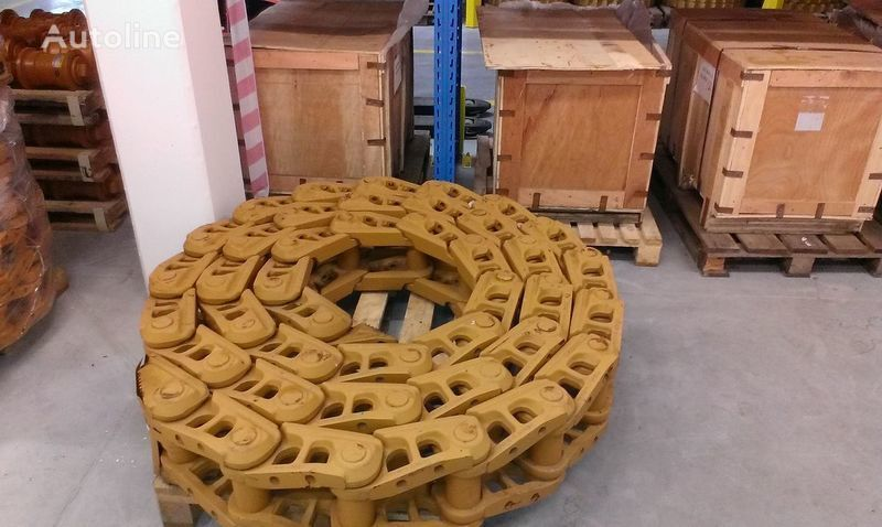 нов вериги  DOOSAN ролики , цепь, направляющие колеса за багер DOOSAN 130,150,160,200,225,300,340,500,520