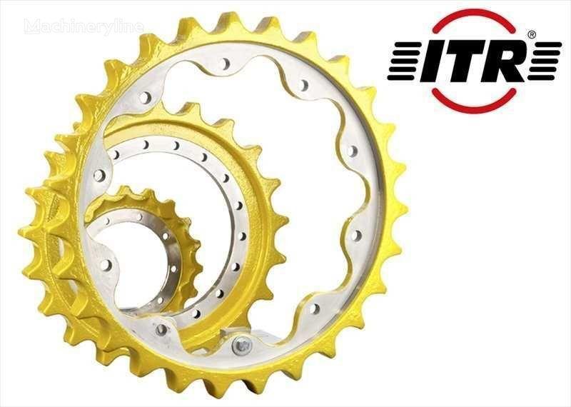ново зъбно колело за строителна техника CASE CX210