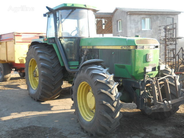 колесен трактор JOHN DEERE 4755