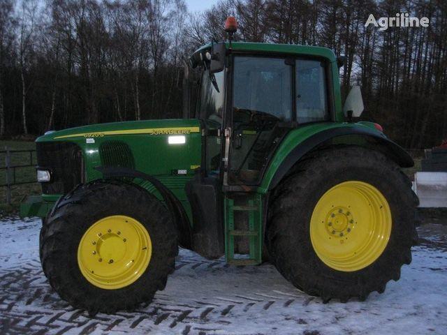 колесен трактор JOHN DEERE 6920S
