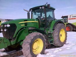 колесен трактор JOHN DEERE 7830
