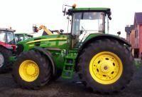 колесен трактор JOHN DEERE 7930