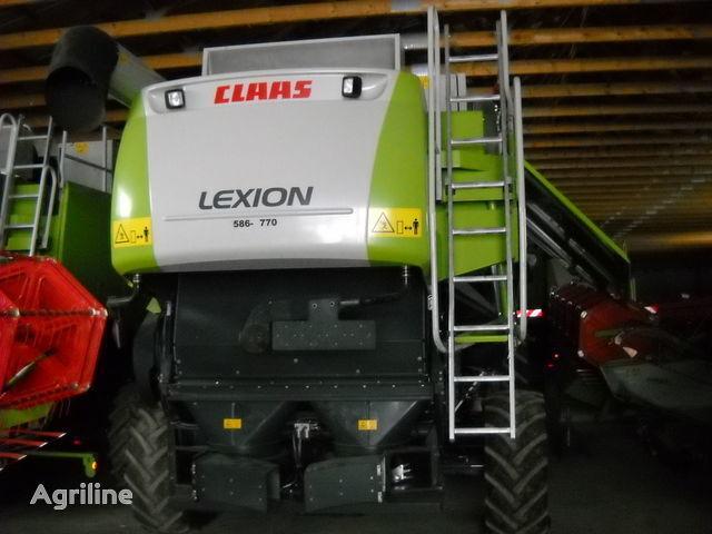 комбайн CLAAS LEXION 560