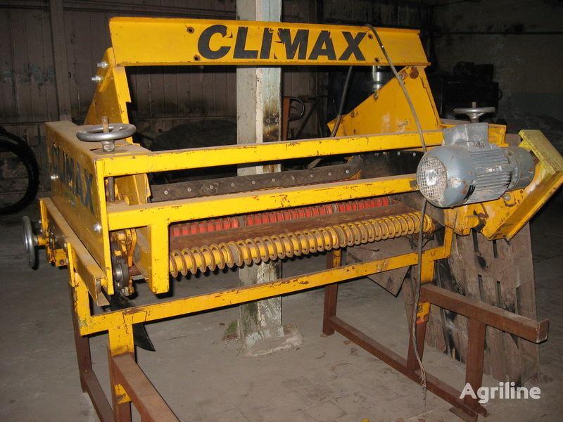 машина за сортиране CLIMAX приставка для колибровки (регулируемая)