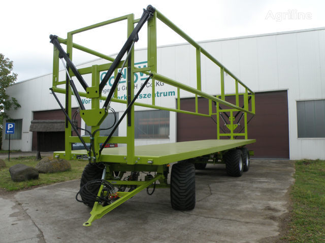 нов ремарке за трактор CONOW BTW V 9 Ballen-Transportwagen