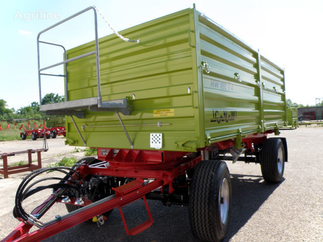 нов ремарке за трактор CONOW HW 180 Dreiseiten-Kipper V 4