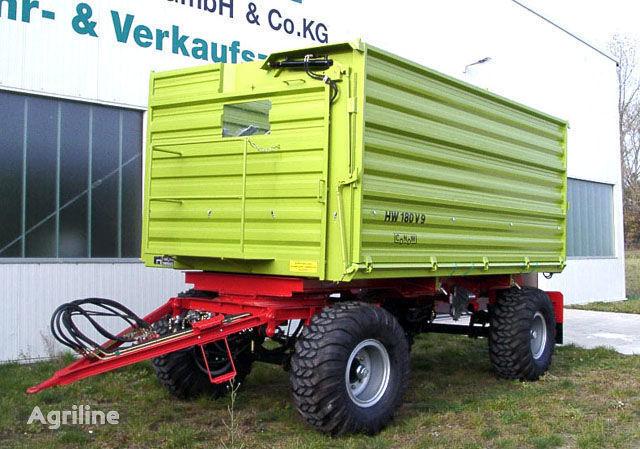 нов ремарке за трактор CONOW HW 180 Zweiseiten-Kipper V 9