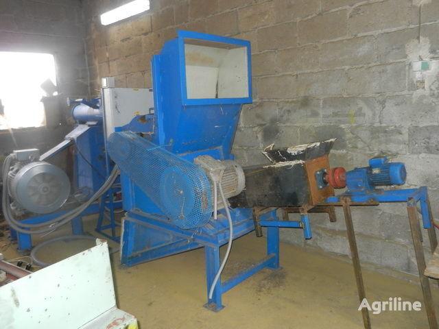 завод за преработка на дървесина KOMPLETNA LINIA DO PRODUKCJI PELETU MP07