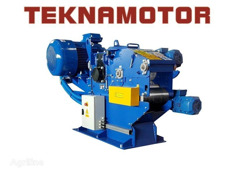нов завод за преработка на дървесина TEKNAMOTOR Skorpion 250EB