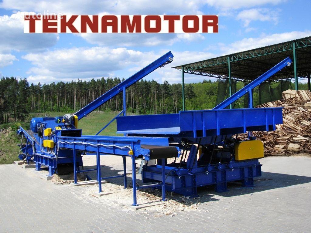 нов завод за преработка на дървесина TEKNAMOTOR Skorpion 650 EB