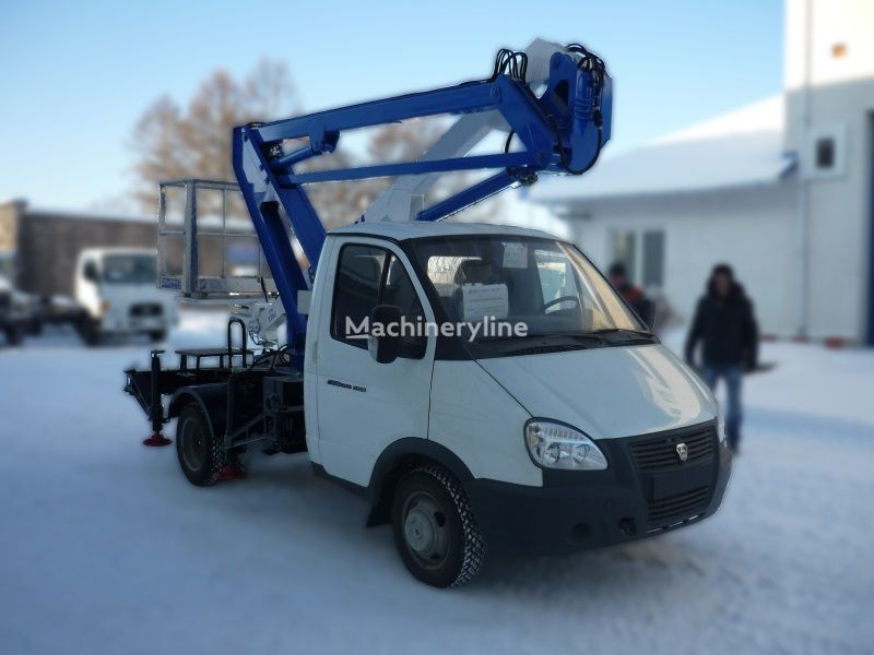 автовишка ГАЗ ВИПО-12-01 на базовом шасси  ГАЗ-3302 Газель