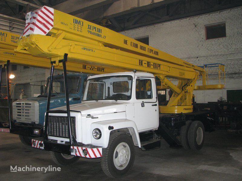 автовишка ГАЗ ВС—18-01 РГ