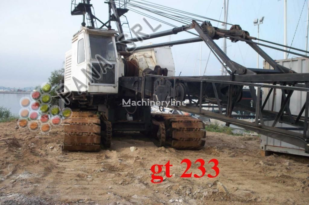 драглайн Ruston Bucyrus 61 RB