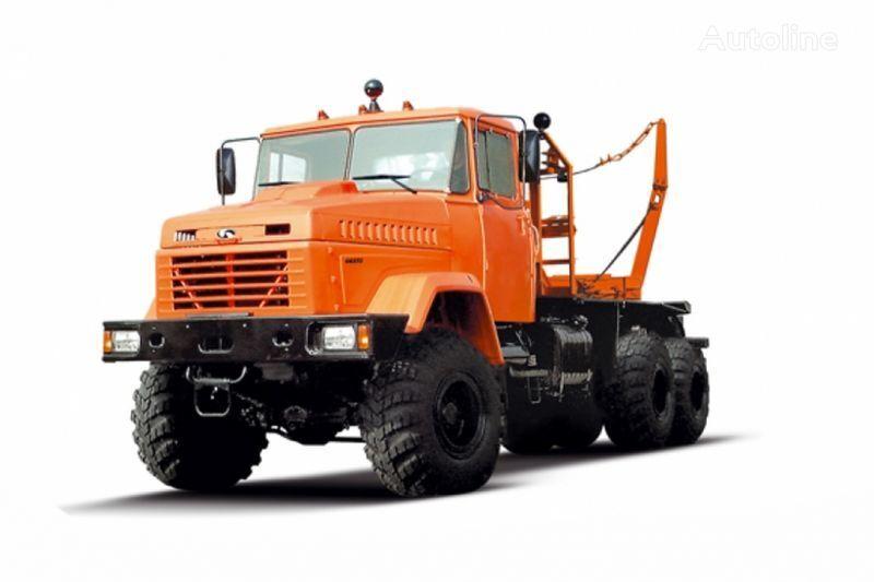 друга строителна техника КРАЗ 64372 тип 1