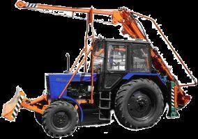 друга строителна техника Бурильно-крановая машина (оборудование навесное для изготовления