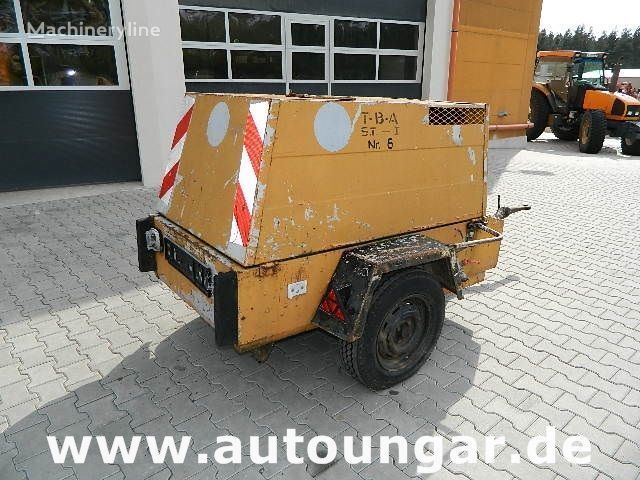 компресор Jenbacher JW223 auf Anhänger