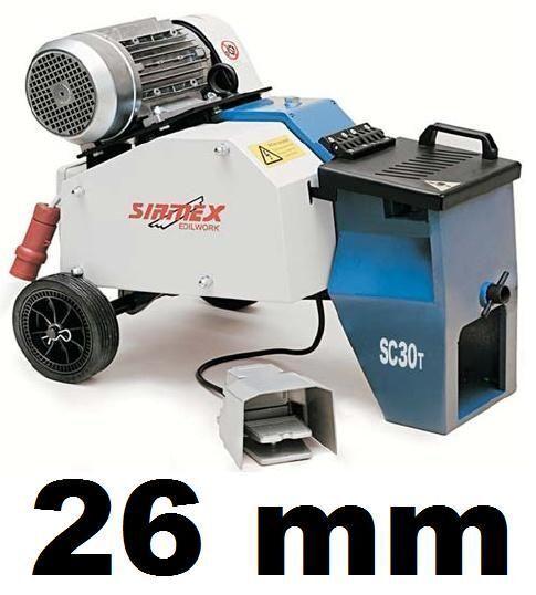 нов машина за арматура SIRMEX SC30 T