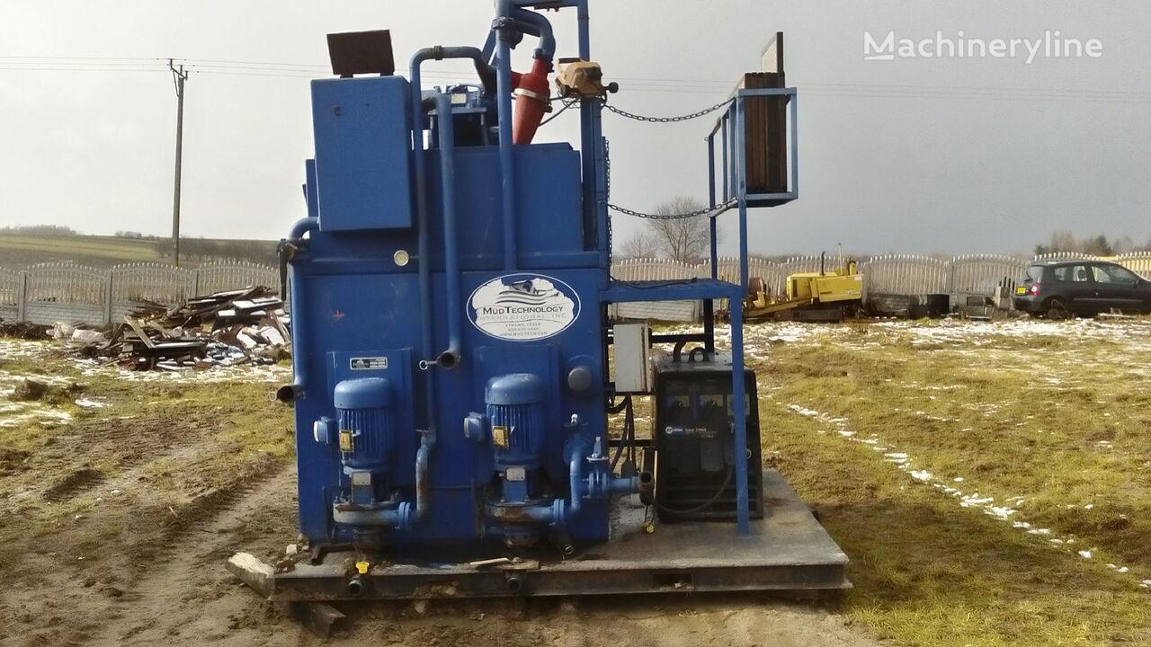 машина за хоризонтално сондиране VERMEER  Mud technology MCS 80