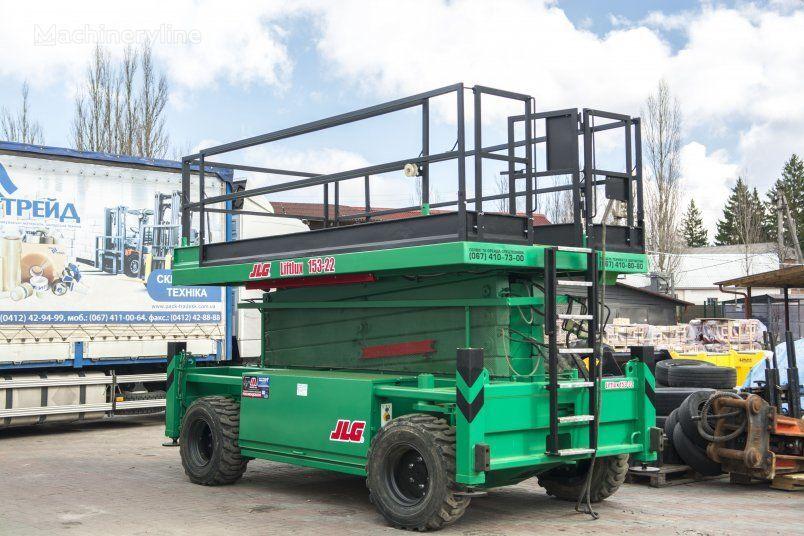 ножична работна платформа JLG 153-22