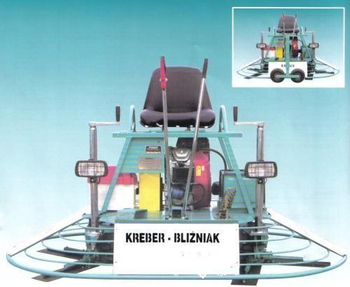 нов пердашка KREBER K-436-2-T Blizniak