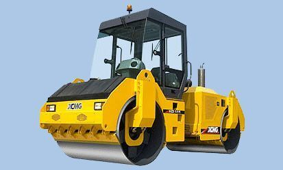нов пътен валяк XCMG XD111