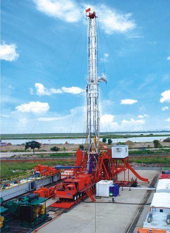 нов сондажна машина ZYT Petroleum ZJ40