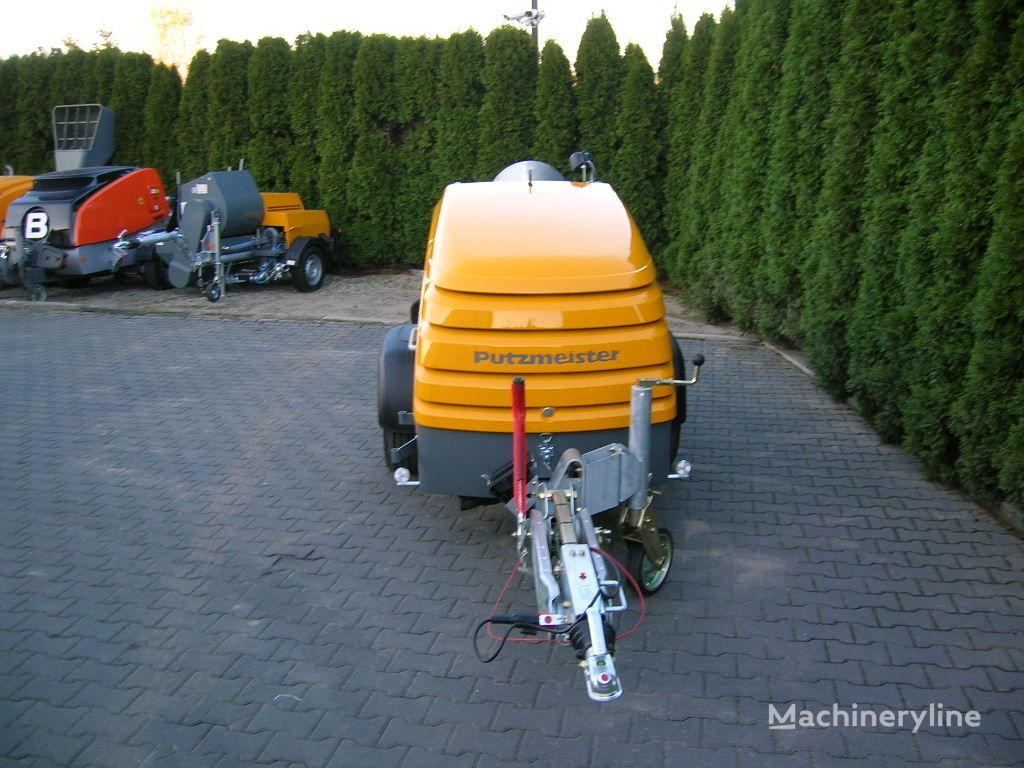 нова стационарна бетон помпа PUTZMEISTER M740/4 NEW GENERATION