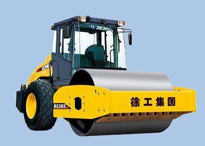 нов валяк за почва XCMG XS302