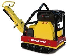 нов виброплоча DYNAPAC LG500