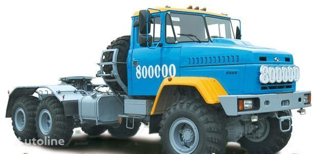 влекач КРАЗ 6446