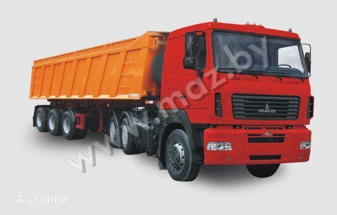 нов влекач МАЗ 6430 А8