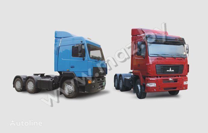 нов влекач МАЗ 6430 (А8, А9, 18)