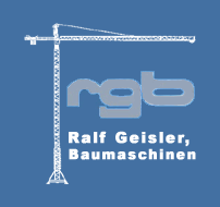 RGB, Ralf Geisler Baumaschinen