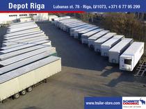 Търговска площадка Schmitz Cargobull Latvija SIA